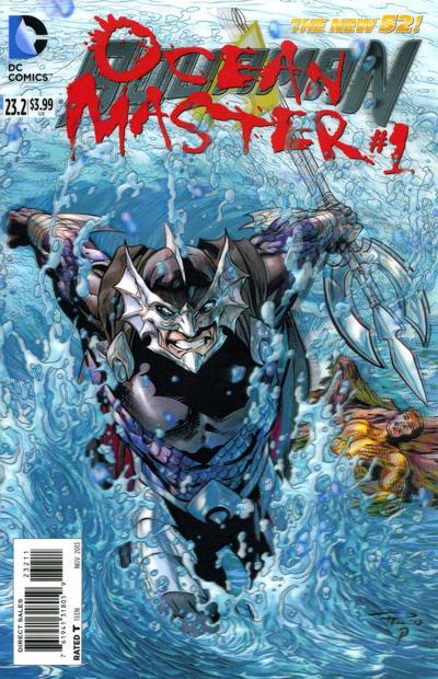 Aquaman Vol 7 23.2: Ocean Master