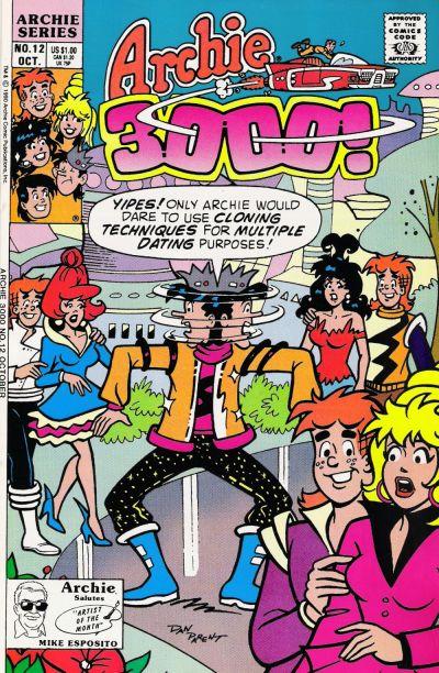 Archie 3000 Vol 1 12