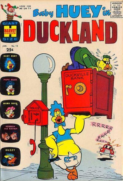 Baby Huey in Duckland Vol 1 12