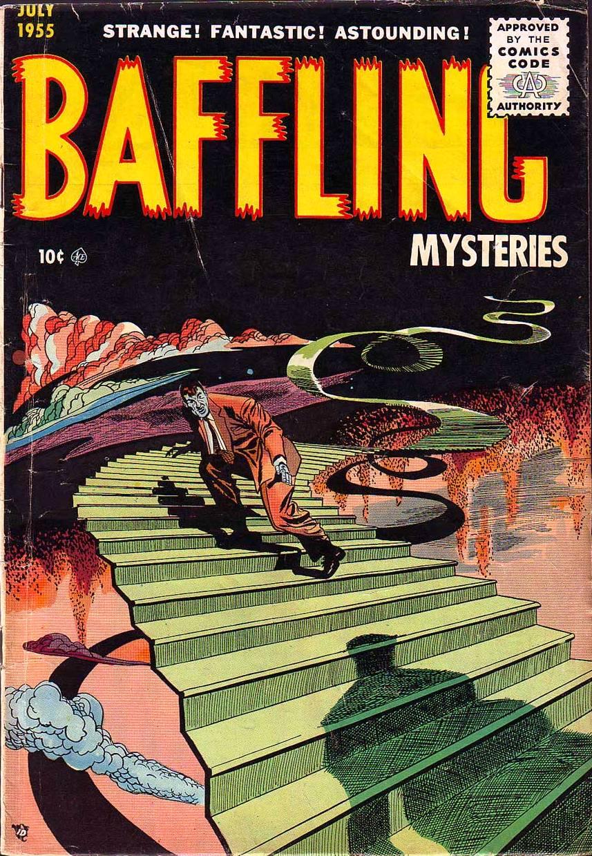 Baffling Mysteries Vol 1 25