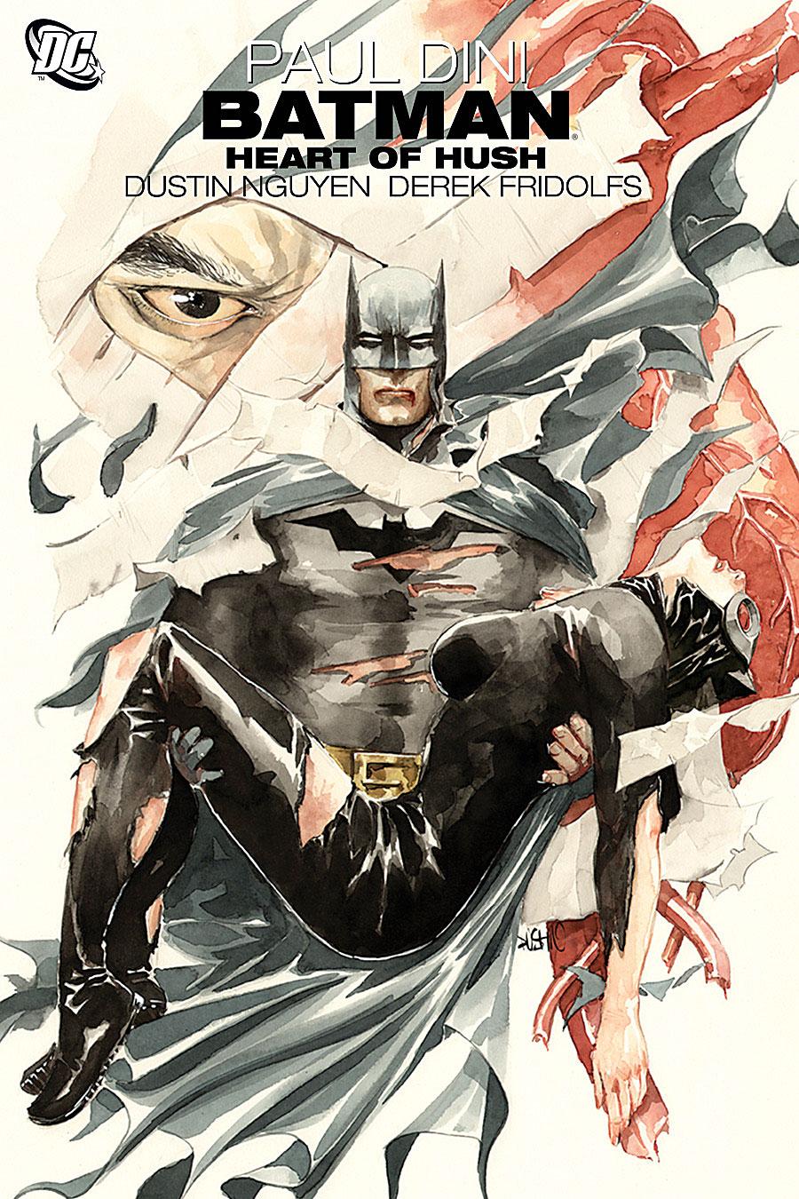Batman: Heart of Hush (Collected)