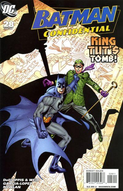 Batman Confidential Vol 1 28