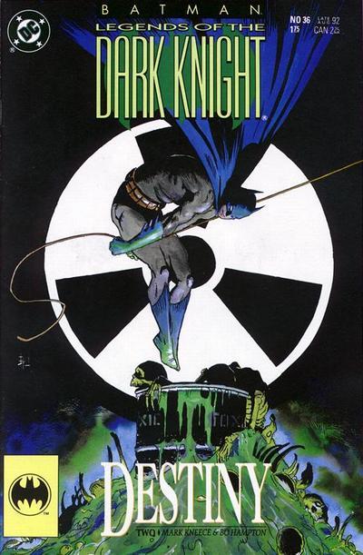 Batman: Legends of the Dark Knight Vol 1 36