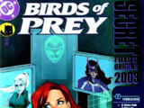 Birds of Prey Secret Files and Origins Vol 1 2003