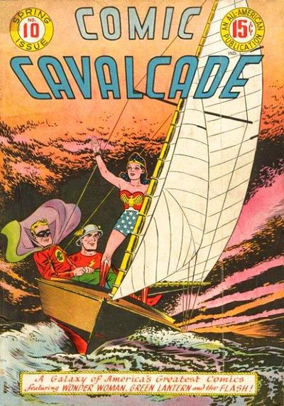 Comic Cavalcade Vol 1 10