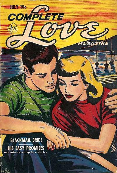 Complete Love Magazine Vol XXVII 3