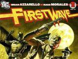 First Wave Vol 1 1