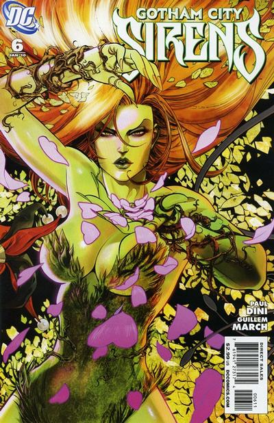 Gotham City Sirens Vol 1 6