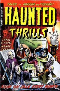 Haunted Thrills Vol 1 5