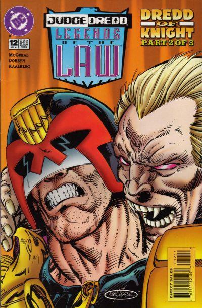 Judge Dredd: Legends of the Law Vol 1 12