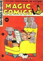 Magic Comics Vol 1 44