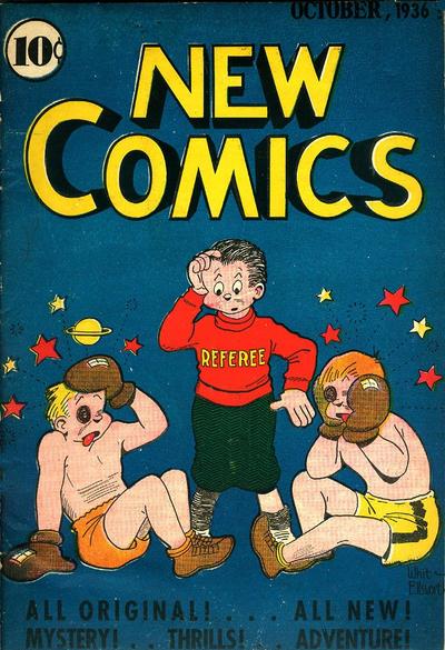New Comics Vol 1 9