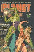 Planet Comics Vol 1 36