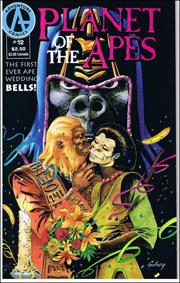 Planet of the Apes (Adventure) Vol 1 12
