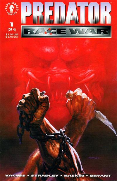 Predator: Race War Vol 1 1