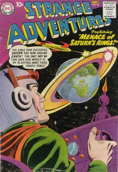 Strange Adventures Vol 1 96