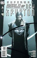 Superman World of New Krypton Vol 1 5