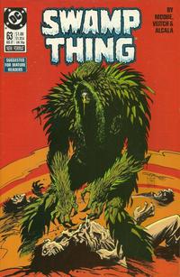 Swamp Thing Vol 2 63