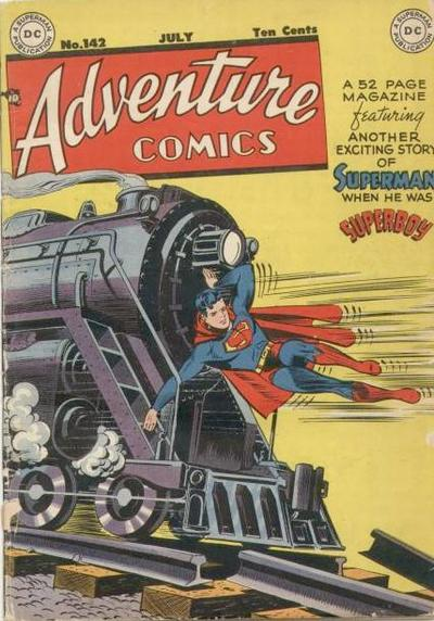 Adventure Comics Vol 1 142