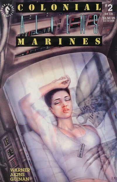 Aliens: Colonial Marines Vol 1 2