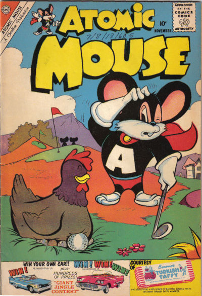 Atomic Mouse Vol 1 39