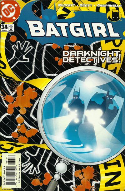 Batgirl Vol 1 34