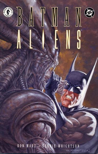 Batman/Aliens Vol 1 2