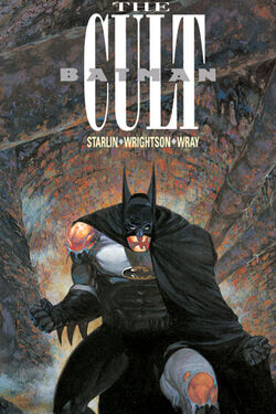 Cover for the Batman: The Cult Trade Paperback
