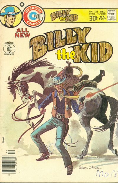 Billy the Kid Vol 1 121