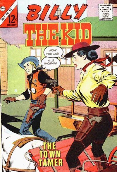 Billy the Kid Vol 1 38