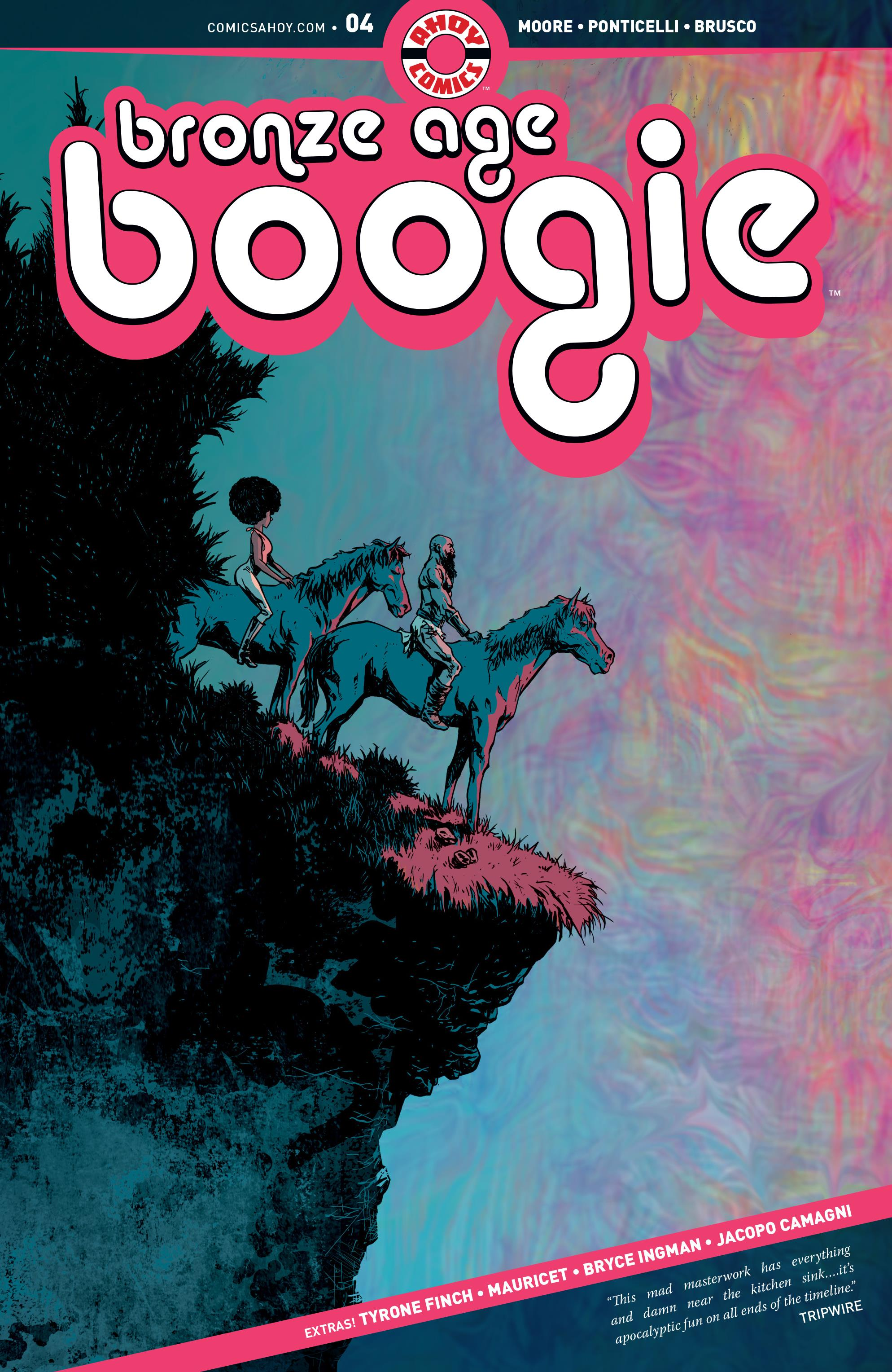 Bronze Age Boogie Vol 1 4