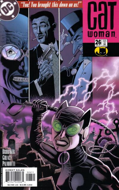 Catwoman Vol 3 26