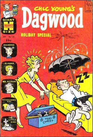 Dagwood Comics Vol 1 131