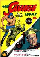 Doc Savage Comics Vol 1 9