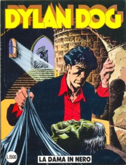 Dylan Dog Vol 1 17