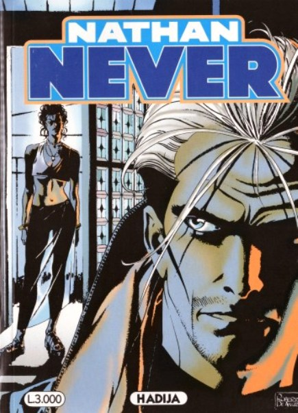 Nathan Never Vol 1 66