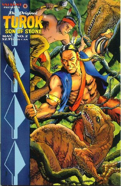 Original Turok, Son of Stone Vol 1 2