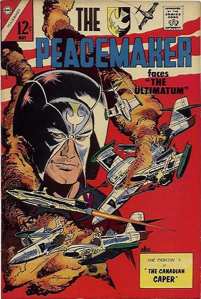 Peacemaker Vol 1 2