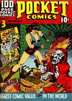 Pocket Comics Vol 1 3