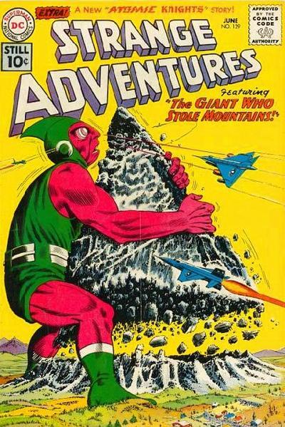 Strange Adventures Vol 1 129