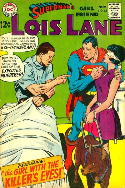 Superman's Girlfriend, Lois Lane Vol 1 88