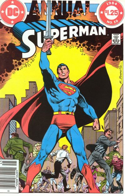 Superman Annual Vol 1 10