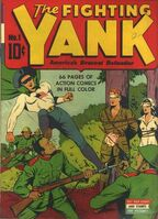 The Fighting Yank Vol 1 1