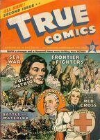 True Comics Vol 1 2