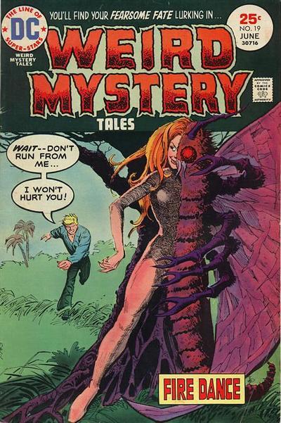 Weird Mystery Tales Vol 1 19