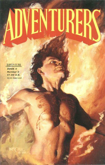 Adventurers Book II Vol 1
