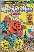 Adventures of Kool-Aid Man Vol 1 2-C