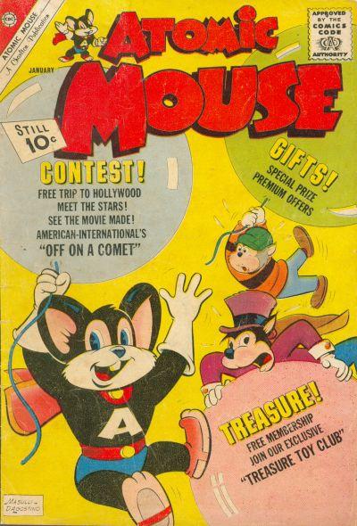 Atomic Mouse Vol 1 46