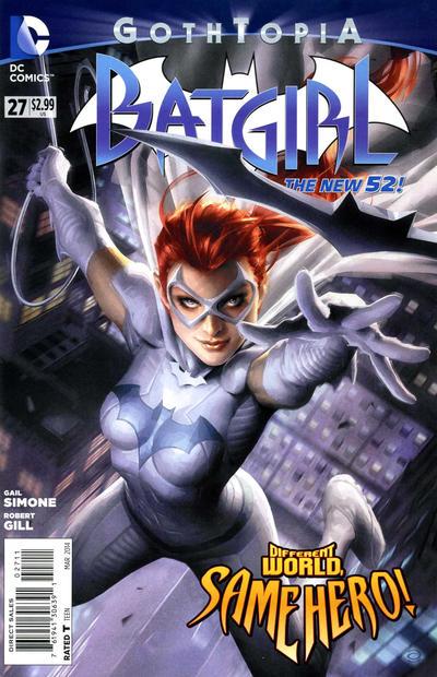 Batgirl Vol 4 27