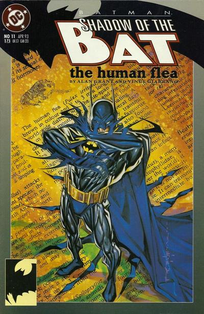 Batman: Shadow of the Bat Vol 1 11